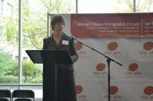 Diana MacKay Forum 2012