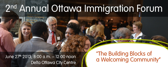 Second Annual Ottawa Immigration Forum