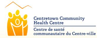 Centretown CHC logo