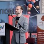 Alan Neal, MC, CBC Radio