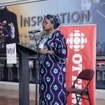 Sarah Onyango, Co-Chair, Welcoming Ottawa Week